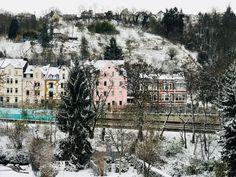 Karthause in winter, Germany, Dec'2017