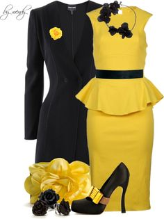 """Peplum #2"" by wendyfer on Polyvore"