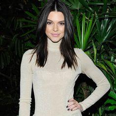 Kendall Jenner Just Got a Major Hair Makeover via Brit + Co.