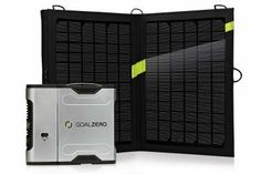 Portable solar panel kits, small to large solar power kits - Goal Zero