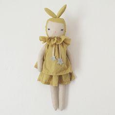 Nina rabbit mustard
