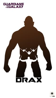 Guardians of the Galaxy | Drax | Dave Bautista | Batista | Marvel | Fan Art