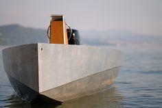 ARGO   RIRE 0400 - Aluminum Center Console Tender Design Sports Boat