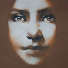 Luis Bivar, Untitled, 2018, GALLERI RAMFJORD Art Sketches, Art Drawings, Drawing Wallpaper, Fantasy Male, Face Facial, Journal Covers, Girl Face, Paper Decorations, Art Girl