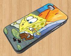 SpongeBob Squarepants Pants Iphone case for Iphone 5 Case sm1814