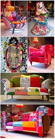 Squint Limited tasarımcısı Lisa Whatmough harika tasarımları her yerde. Bunlardan istiyoruuuuum :)