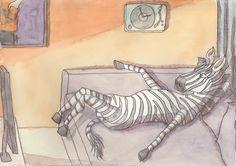 """@Behance projeme göz atın: """"watercolor"""" https://www.behance.net/gallery/42463235/watercolor"""