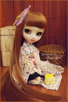 Pullip Custom | Hanabi - Pullip Custom | Flickr - Photo Sharing!