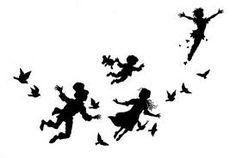 Peter pan...very original silhouette!
