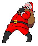 20 Great Santa Claus Animated Gif Images - Best Animations