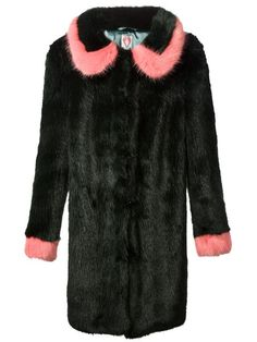 Shop Shrimps artificial fur coat  in Kirna Zabête from the world's best independent boutiques at farfetch.com. Shop 300 boutiques at one address.