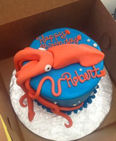 My Son Would Die For This Squid Cake Makes Me Think Of