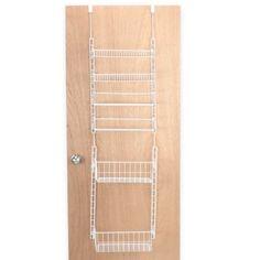 Over-the-door Household Organizer™ Deluxe Pantry Rack