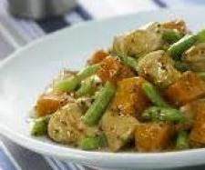 Recipe Clone of Honey Mustard Chicken - gluten free by New User, learn to make this recipe easily in your kitchen machine and discover other Thermomix recipes in Main dishes - others. Radish Recipes, Beef Recipes, Whole Food Recipes, Chicken Recipes, Cooking Recipes, Healthy Recipes, Cantaloupe Recipes, Sauce Supreme, Chicken