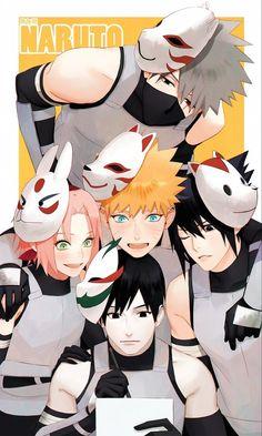 New Drawing Anime Naruto Team 7 Ideas Sai Naruto, Naruto Team 7, Anime Naruto, Naruto Fan Art, Naruto Uzumaki Shippuden, Naruto Comic, Otaku Anime, Naruto Cute, Boruto