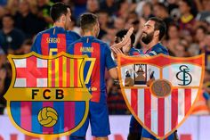 Barcelona - Sevilla 2016 HD