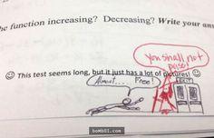 25 Hilarious Teachers That Got the Last Laugh - New Site Bored Teachers, Education Quotes For Teachers, Quotes For Students, Quotes For Kids, Teacher Humor, Math Teacher, Teacher Signs, Teacher Hacks, The Last Laugh