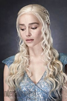 Nerd Alert - 5 Game of Thrones Hairstyles