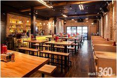 Ramen Restaurant Chicago | Ramen-San Restaurant – River North, Chicago – WalkThru360 Virtual ...