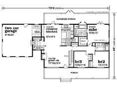 Plan 032H-0098 - Find Unique House Plans, Home Plans and Floor Plans at TheHousePlanShop.com