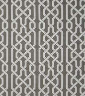 Living Room: Joanns: Home Decor Print Fabric-Eaton Square Bauble-Pewter Lattice