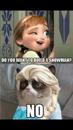 Build Snowman #Build, #Funny-Memes, #Snowman
