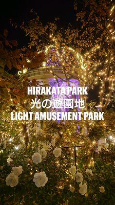 Amusement Park, Osaka, Japan, Holiday Decor, Japanese