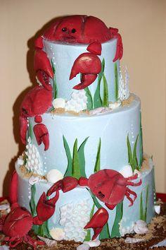 crab cake  #TheMermaidNYC #PinItToWinIt