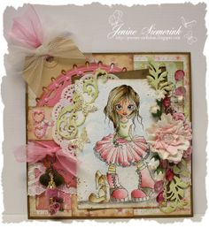 Little Darlings Design Team Inspirations: Honey