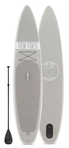 d8ade9199 Ten Toes GLOBETROTTER 12  Inflatable Touring Standup Paddleboard