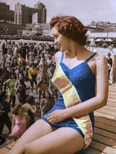 Name sake, Miss America 1944, Venus Ramey. First red-headed Miss America and she was from Kentucky.