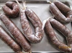 Home Sausage Making - Dinner Recipe Easy Sausage Recipes, Meat Recipes, Cooking Recipes, Healthy Eating Tips, Healthy Nutrition, Healthy Food, Lassi, Kimchi, Wie Macht Man