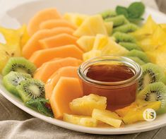 Mango Balsamic Fruit Recipe | Tastefully Simple | Fresh, healthy fruit is made even more delicious with Mango Balsamic Vinegar of Modena.