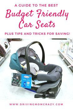 The Best Budget-Friendly Car Seats Baby On A Budget, Budget Car, Best Car Seats, Baby Safety, Safety Tips, Happy Mom, Newborn Care, Baby Essentials, Baby Care