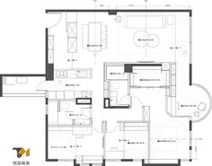 中和 37 坪舊屋翻新現代風公寓 - DECOmyplace