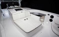 Mercedes Benz G63 Amg Inspired Cigarette 42 Foot Huntress Seats
