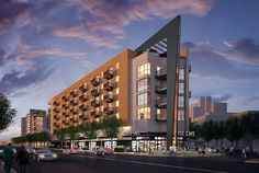 Glendale Can't Quit: Big Mixed-User Begins in Southwest - DevelopmentWatch - Curbed LA