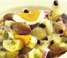 ΜΑΓΕΙΡΙΚΗ ΚΑΙ ΣΥΝΤΑΓΕΣ: Σαλάτες διάφορες !!! Fruit Salad, Food, Recipes, Fruit Salads, Essen, Meals, Yemek, Eten