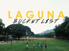 Laguna Bucket List: 45 Budget Activities in the Province Dinner Recipes For Kids, Kids Meals, Stuff To Do, Things To Do, Online Dating Apps, Chicken Breast Recipes Healthy, Dating Sim, The Province, Manila