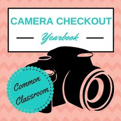 This form is useful for both the yearbook and photography classrooms. Cameras are the lifeblood of any yearbook staff. It's imperative to have our cameras functioning and ready to go in order to ensure that our staffs can cover any event at any moment. Teaching Yearbook, Yearbook Class, Yearbook Pages, Yearbook Spreads, Yearbook Covers, Yearbook Layouts, Yearbook Design, High School Yearbook, Yearbook Theme
