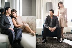 Stylish Engagement Session at Viceroy Hotel in Santa Monica, CA ...