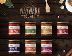 "Check out new work on my @Behance portfolio: ""Wayward Gourmet Spice Blends"" http://be.net/gallery/34005318/Wayward-Gourmet-Spice-Blends"