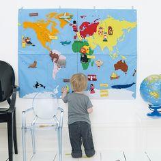 7 Astuces Déco pour la Chambre des Enfants.
