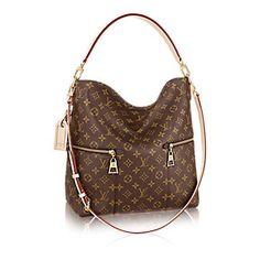 Melie Designer Monogram Canvas Handbag | LOUIS VUITTON