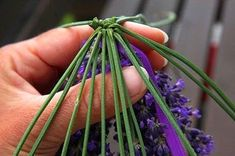 Items similar to Rustic Decor Yellow Organic Lavender Wand Woven from Freshly Picked Flowers from my Garden Wedding Gift home decor fathers day gift father on Etsy Lavender Wands, Lavender Crafts, Wedding Gifts For Bride, Crunches, Hand Sanitizer, Small Gifts, Smoothie Recipes, Mother Of The Bride, Vintage Men