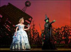 It's time to learn the story behind the Wizard of Oz in Wicked, the wildly popular and one of the best-selling Broadway musicals playing at the Gershwin Theater. Wicked Musical, Wicked Witch, Musical Theatre, Broadway Show Tickets, Broadway Shows, Chicago Broadway, Change Is Good, My Love, Costumes