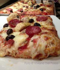 A grande richiesta la Pizza e lo Sfincione senza impasto! A grande richiesta, dopo