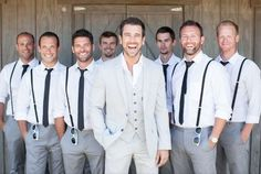 6 Creative Ways to Ask Your Main Men to Become Your Groomsmen: http://groomsadvice.com/2014/04/01/6-creative-ways-to-ask-your-main-men-to-be-your-groomsmen/