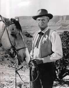 Richard Widmark cowboy