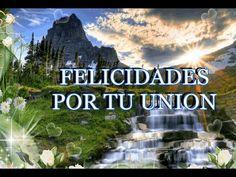 Felicidades por vuestra union